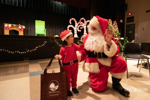 Meet with Santa 1